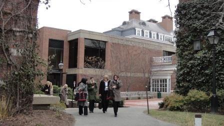 HBS campus