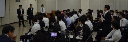 新入社員の海外研修の投資効果を問う